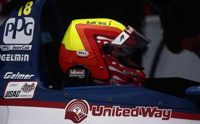 Após cinco temporadas na F1, Maurício Gugelmin atravessou o oceano em 1993 e foi para a Indy, onde competiu até 2001. No período, conseguiu apenas a vitória na prova de Vancouver em 1997