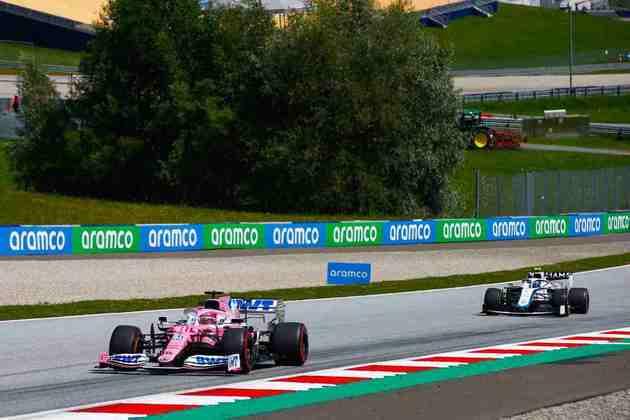 Após classificação discreta, Sergio Pérez se recuperou e terminou em 6º