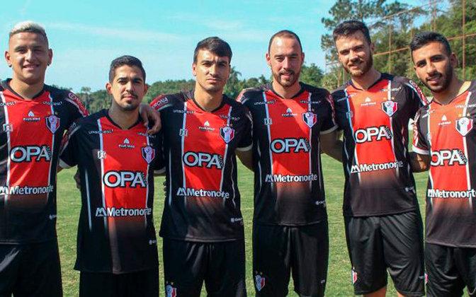 Após disputar a Série A em 2015, o clube acumulou rebaixamentos e disputa atualmente a Série D do Brasileirão.