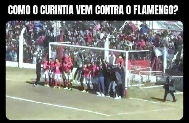 Após goleadas do Flamengo nos últimos jogos, torcedores fazem memes com confronto com Corinthians no próximo domingo
