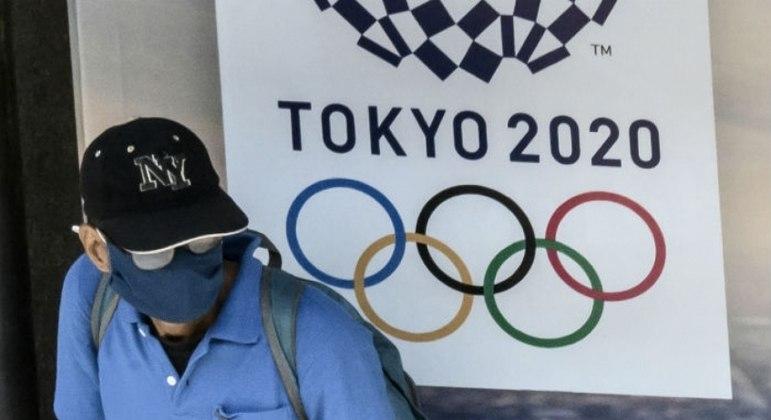 Casos de covid têm aumentado nos últimos dias em Tóquio