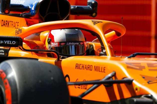 Após o pódio em Monza, Carlos Sainz Jr. foi discreto e ficou apenas em 13º no TL2 em Mugello
