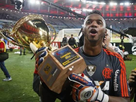 Após o título polêmico do Flamengo no Estadual de 2014, o goleiro Felipe deu a famosa declaração: