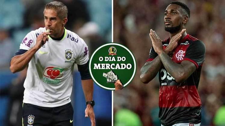 Após ouvir duas recusas de candidatos para técnico do Corinthians, o Timão demorou mas achou o se técnico para a temporada. A contratação de Gérson ganha mais um concorrente e deve pegar fogo nos próximos dias. Tudo isso e muito mais no resumo do fim de semana do Mercado.