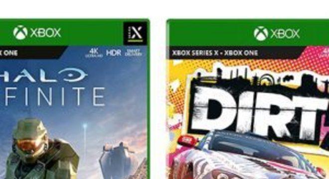 Após reclamações, Microsoft altera embalagem dos jogos do Xbox Series X