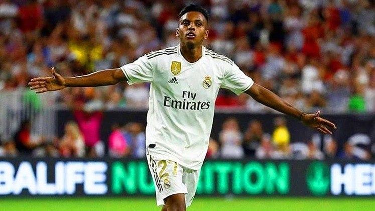 Após ser apresentado no Real Madrid no dia 18 de junho, fez o seu primeiro jogo em amistoso contra  Bayern de Munique (ALE). Entrou no decorrer da partida, com o time espanhol perdendo por 3 a 0 e descontou marcando um golaço de falta.