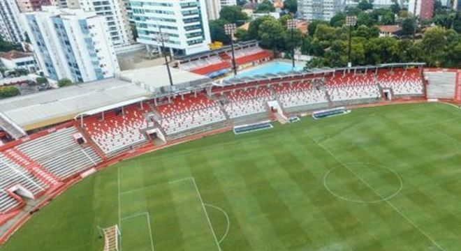 Após vistoria do Corpo de Bombeiros, estádio só poderá receber pouco mais de 11 mil torcedores