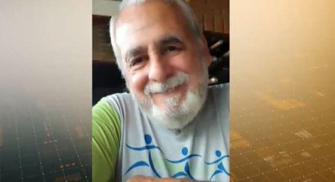 Paulo Afonso Rodrigues, de 71 anos, foi assassinado em São Roque