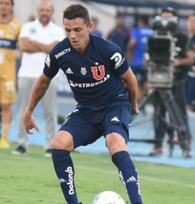 APOSENTOU - Os últimos dias têm sido agitados para Walter Montillo. Após não renovar com a La U, o argentino informou que vai se aposentar de maneira definitiva do futebol em janeiro, quando encerra o seu contrato com a Universidad de Chile.