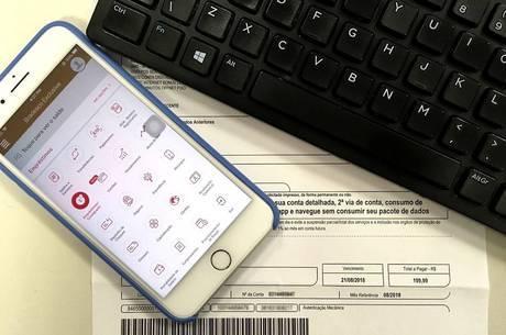 Média é de 800 operações bancárias em apps a cada segundo