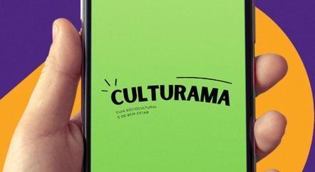 App Culturama desenvolvido por estudantes