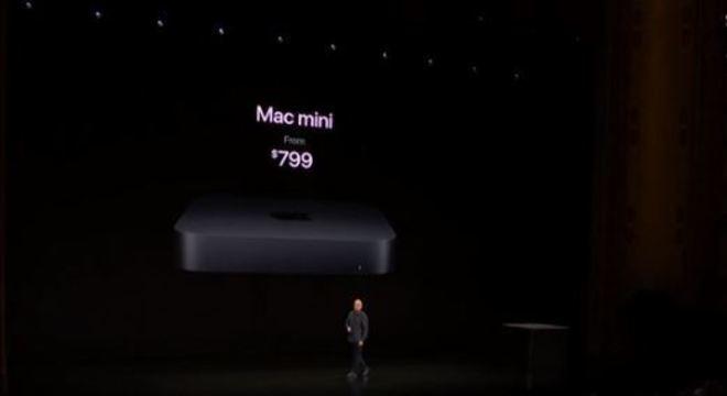 Mac Mini ganhou uma nova versão depois de quatro anos