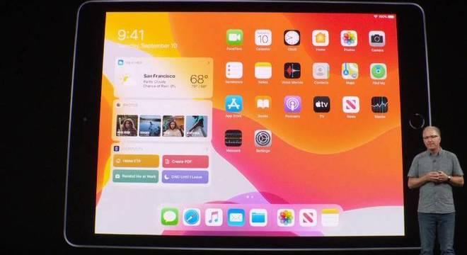 iPad tem desempenho superior a de computadores