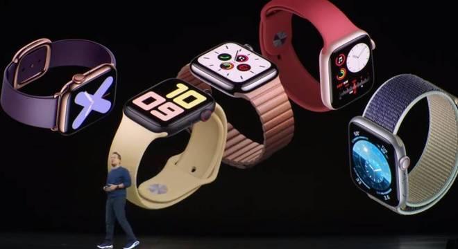 Apple Watch Series 5 prioriza a saúde e a segurança dos usuários