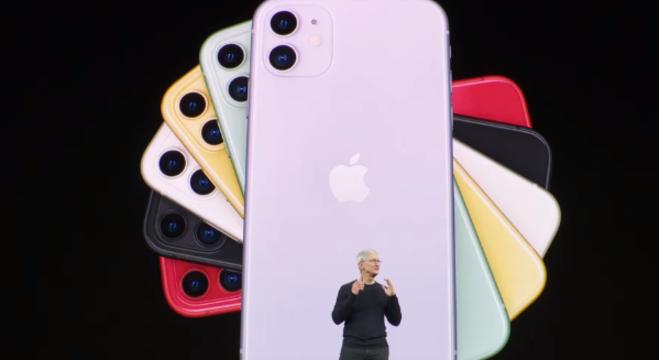 Novo aparelho conta com novas cores, como roxo, popular entre grandes empresas