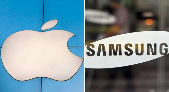 Apple e Samsung anunciaram receitas menores do que o previsto no último trimestre de 2018