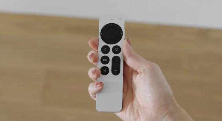 Apple TV ganhou uma nova versão e controle remoto foi reformulado