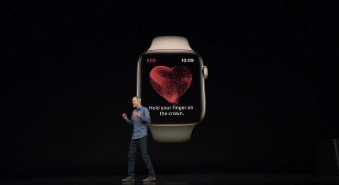 Foco do aparelho será na saúde cardíaca