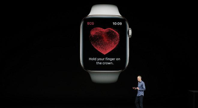 Apple Watch tem sensores que podem identifica um tombo