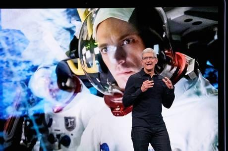 Tim Cook apresentou um teaser do AppleTV+