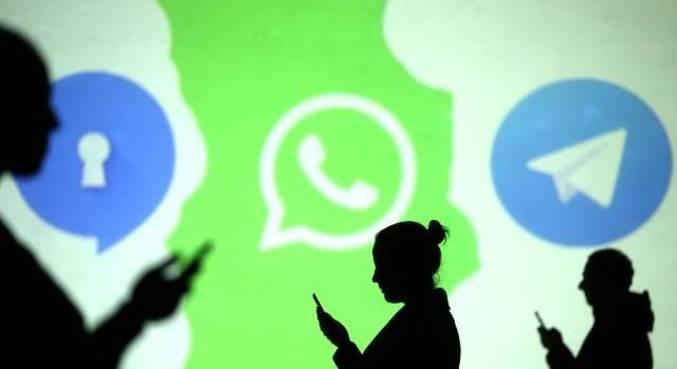 Aumento da demanda aconteceu depois do WhatsApp alterar seus termos de serviço