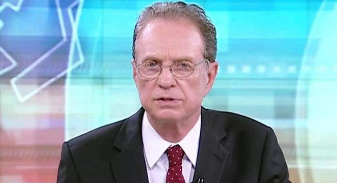 Apresentador com passagens por SBT e Globo, Hermano Henning participou de diversas coberturas esportivas. A primeira foi na Copa do Mundo de 1978.