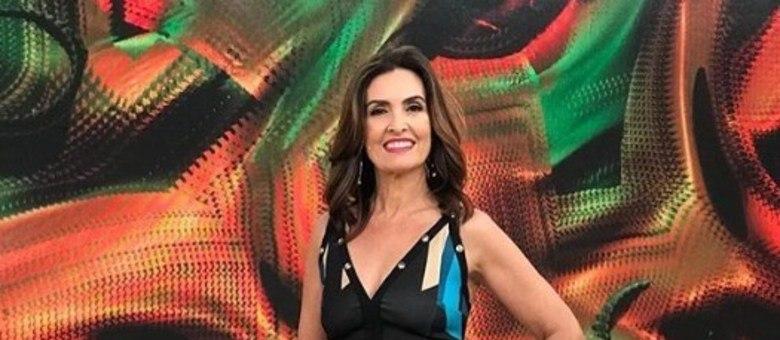 Apresentadora da TV Globo, Fátima Bernardes anuncia luta contra um câncer de útero em estágio inicial