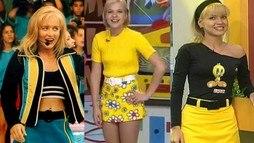 Onde estão as apresentadoras  infantis dos anos 90? ()