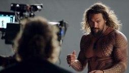 Vídeo de bastidores mostra como foram criadas algumas das cenas de _Aquaman_ ()