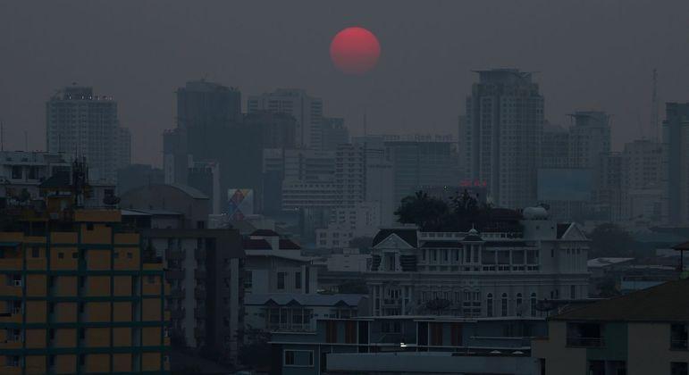 O alerta está na Avaliação de Riscos das Mudanças Climáticas, relatório da Chatam House