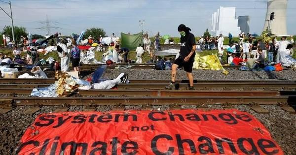 ONU diz que planeta caminha para um 'apartheid climático'