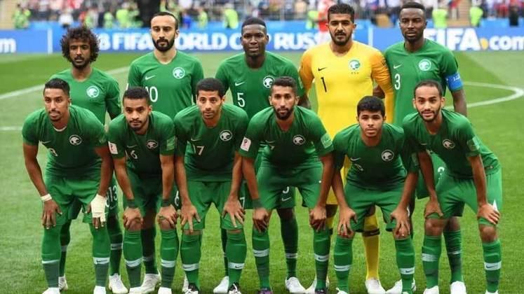 Arábia Saudita - Ásia