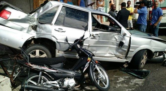 Aracaju reduz 58,8% de mortes por acidentes de trânsito