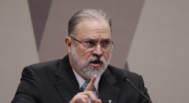 Augusto Aras criticou a Lava Jato