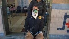 Médico que socorreu árbitro: 'Ele corria risco de ficar paraplégico'