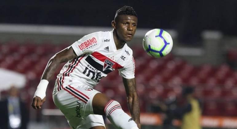 São Paulo tenta vender Arboleda para o exterior. E com o dinheiro pagar Miranda