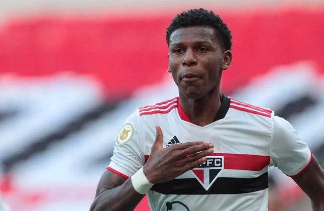 Arboleda (São Paulo): Zagueiro - Convocado pela Seleção Equatoriana - Jogos que perderá: São Paulo x Santos, Cuiabá x Santos e São Paulo x Ceará