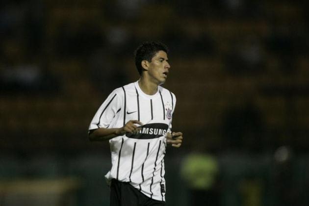 Arce - atacante - 36 anos - Jogou pelo clube apenas em 2007. Atualmente defende o Always Ready, da Bolívia.