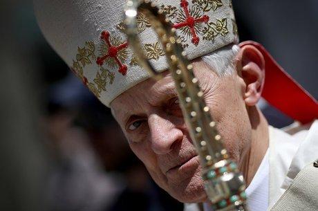 O arcebispo de Washington, Donald Wuerl, foi acusado de ajudar a ocultar abusos
