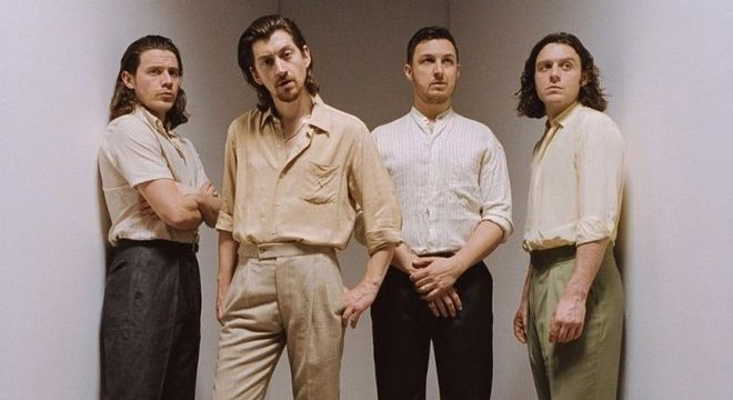 Promoção: concorra a dois discos de vinil do Arctic Monkeys