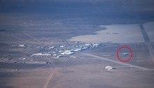 Objeto triangular fotografado na Área 51 levanta teorias sobre OVNIs