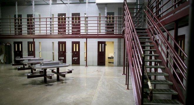A prisão chegou a ter mais de 700 presos