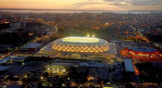 A Arena da Amazônia