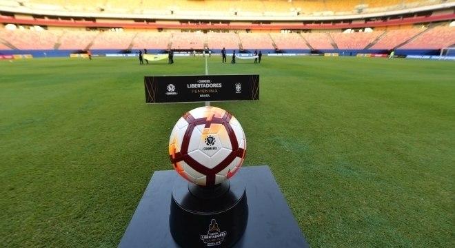 A Arena da Amazônia é o palco das semifinais da Libertadores feminina