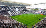 Arena Corinthians, Corinthians, Itaquerão