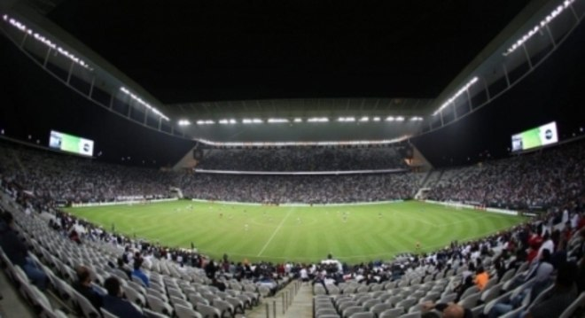 Arena Corinthians - despedida de Emerson Sheik