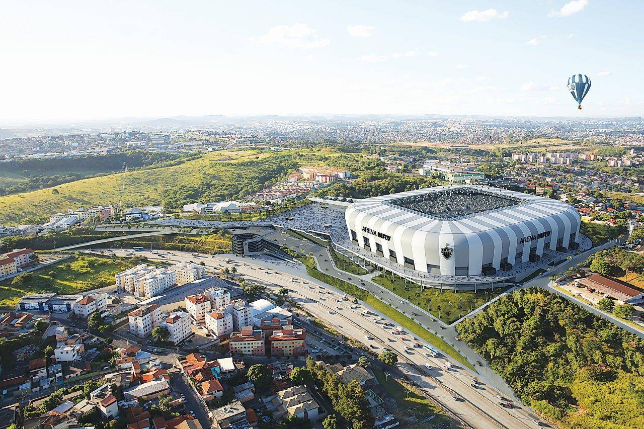 Prefeitura de BH nega.  Não tem participação no aumento de R$ 350 milhões da arena