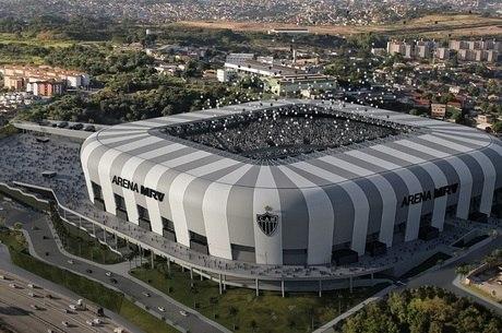 Arena será instalada no bairro Califórnia, em BH
