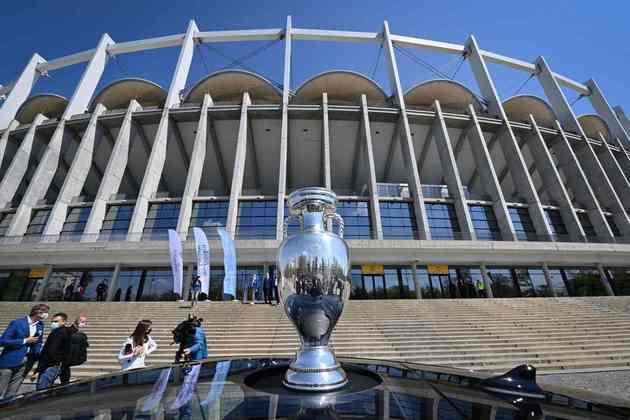 Arena Nacional, em Bucareste, na Romênia.