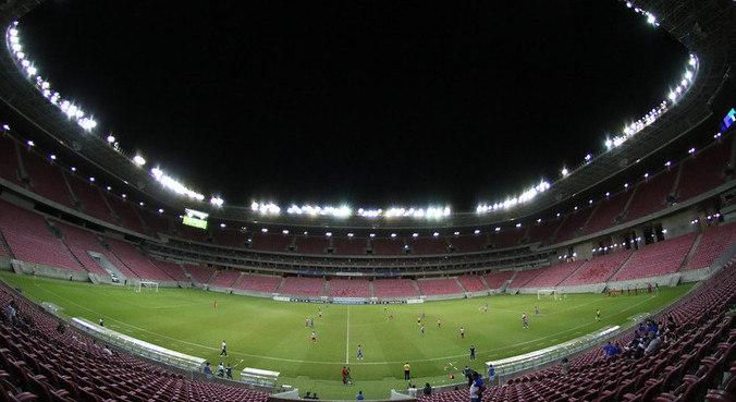 Arena Pernambuco não deverá receber jogos da Copa América